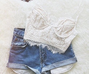 fashion, outfit, and girly image