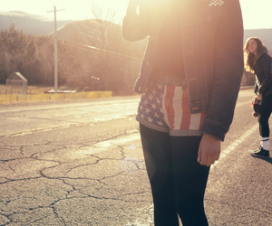 american, clothes, and fashion image