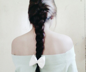 girl, hair goals, and goals image