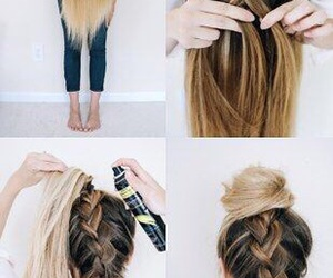 fashion, inspo, and hair style image