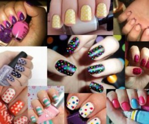graphics, مناكير, and nails image