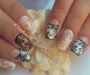 autumn, design, and nail art image