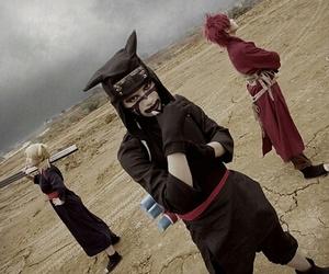 cosplay, naruto, and naruto shippuuden image