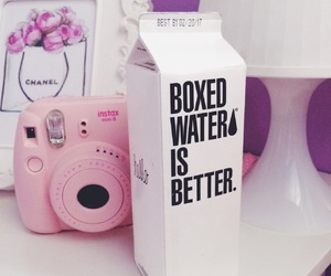 hate, photo, and pink image