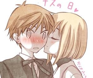 anime, couple, and hiro image