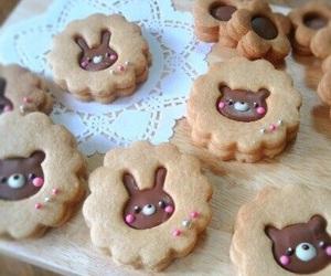 food, cute, and chocolate image