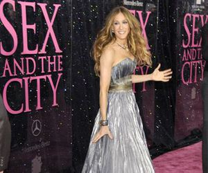 actress, sex and the city, and fashion image