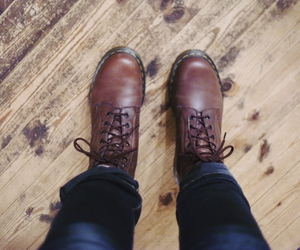 boots, doc, and doc martens image