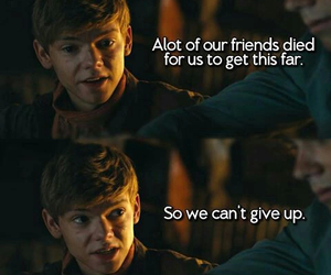 newt and the maze runner image