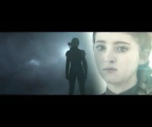 trailer, primrose everdeen, and the hunger games image