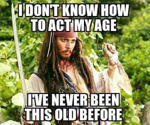 funny, lol, and jack sparrow image