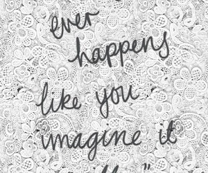quote, wallpaper, and imagine image
