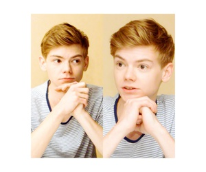 Hot, thomas sangster, and the maze runner image