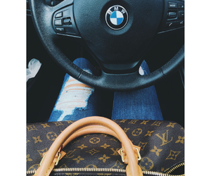 bmw, style, and fashion image