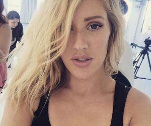 Ellie Goulding, blonde, and ellie image