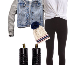 casual, fashion, and forever 21 image