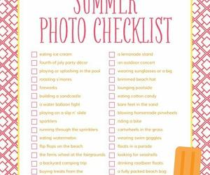 bored, checklist, and fun image