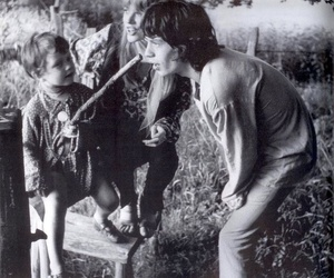 marianne faithfull, mick jagger, and cute image