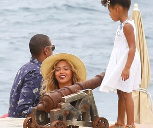 jay, cannes france, and blue ivy image