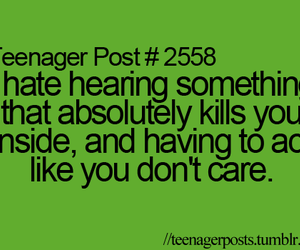 quote, text, and teenager post image