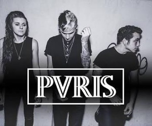 pvris, band, and music image