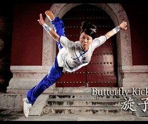 wushu and jump image