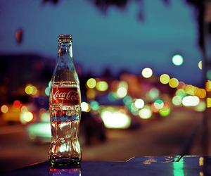 coca cola, coke, and light image