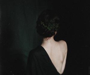 black, dark, and photography image