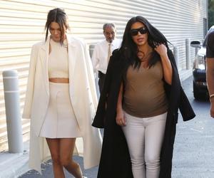 celebrity, style, and kardashian image