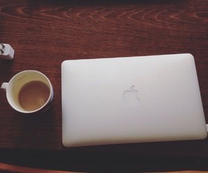 coffee, girl, and indie image