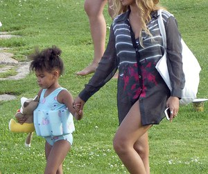 jay, queen bey, and blue ivy image