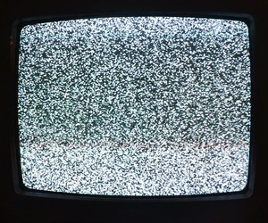 grunge, tv, and black image