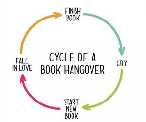 book, hangover, and book hangover image