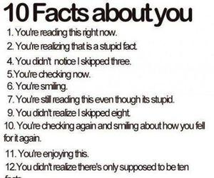 there are 10 facts image