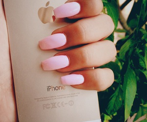 apple and nails image