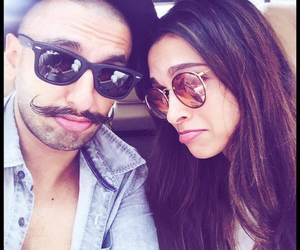 bollywood, couple, and ranveer singh image