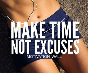 motivation, exercise, and fit image