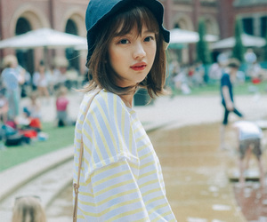 asian girl, beauty, and korean girl image