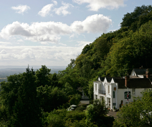 worcestershire, the cottage in the wood, and great malvern image