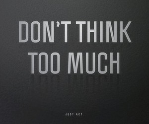 text, think, and quote image