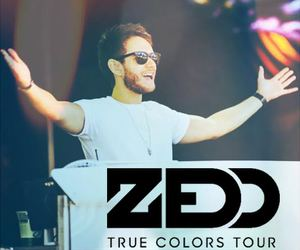 dance music, live in concert, and true colors tour image