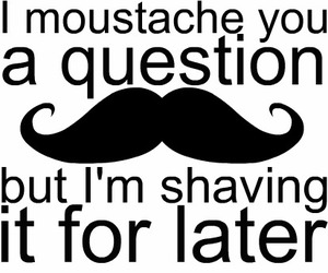 lol and moustache image