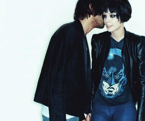 Crystal Castles, Alice Glass, and ethan kath image