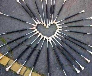 majorette, love, and baton image