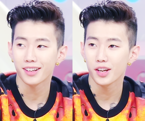 handsome, oppa, and jay park image