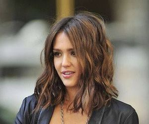 hair and jessica alba image