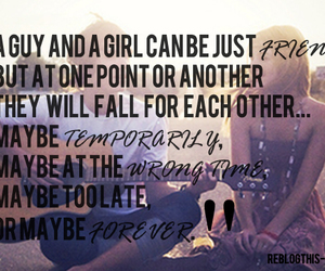forever, girl, and quote image