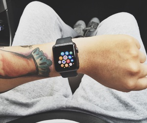 apple, watch, and apple watch image