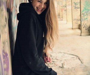 girly, hair, and style image