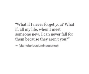 breakup, fall, and forget image
